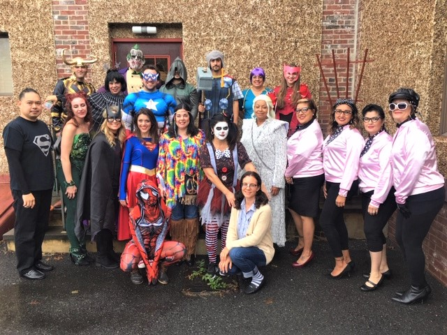 Halloween at True & Associates