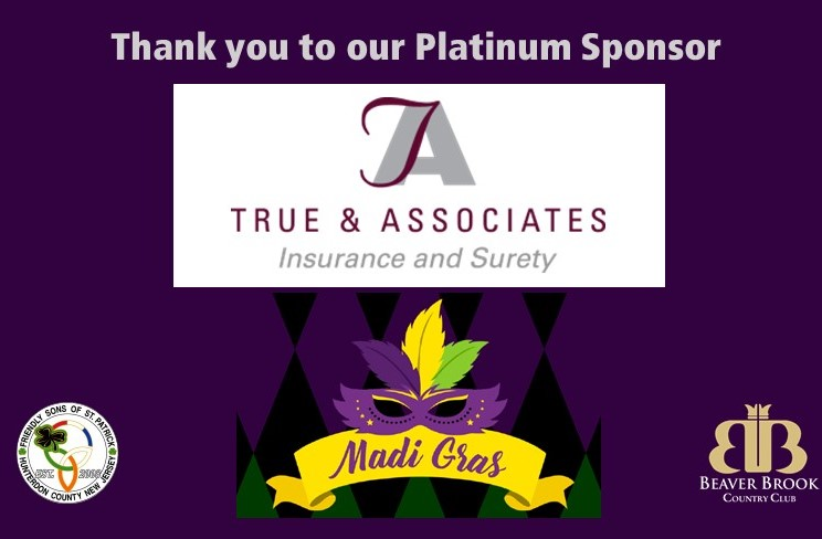 "True & Associates Sponsors ""Madi Gras"" Benefit for Madison Kinney"