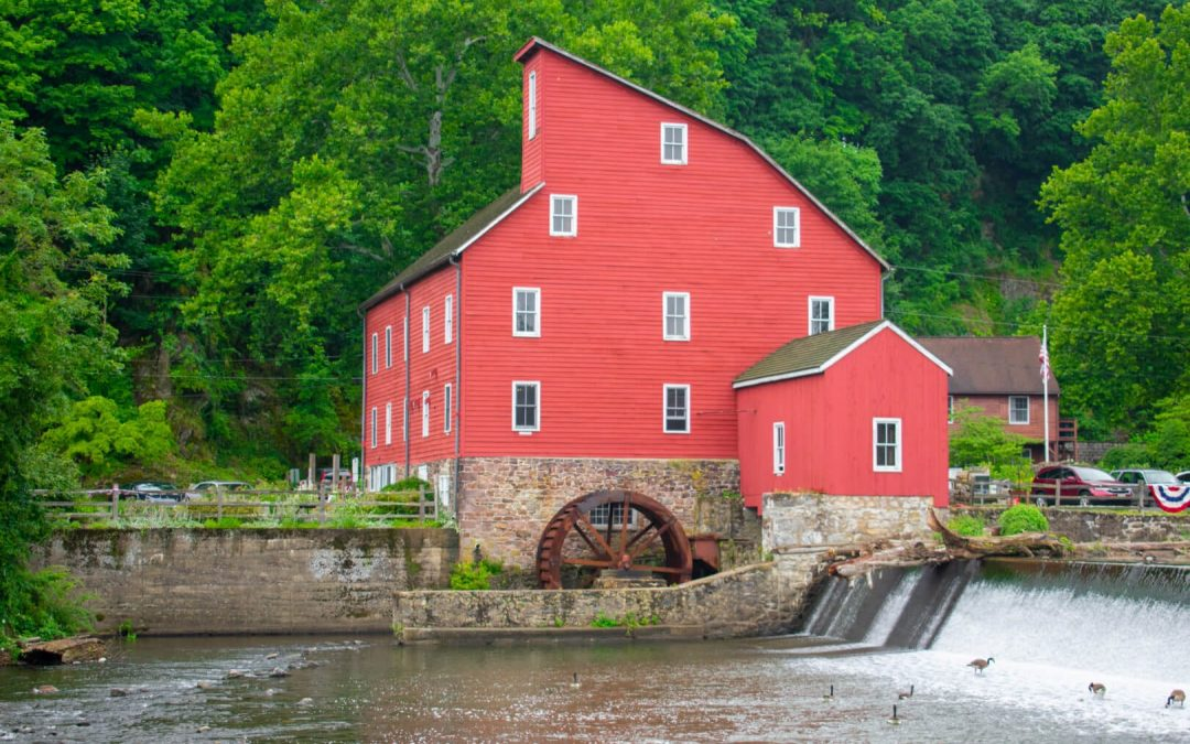 The Red Mill Museum Village Honors Thomas M. True