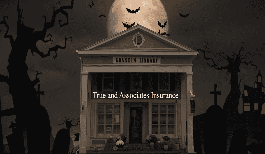 "True & Associates Sponsors ""Haunted Red Mill Virtual Event"" for Red Mill Museum Village"